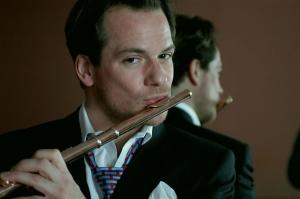 Flautist Emmanuel Pahud
