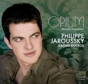 """Philippe Jaroussky """"Opium"""""""